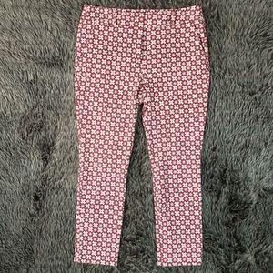Ann Taylor LOFT Marisa Skinny Dress Pants 10P